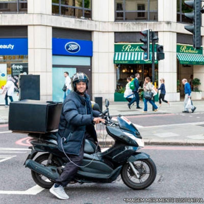 Moto Entrega Imediata Anália Franco - Moto Entrega para Empresas