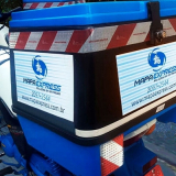 empresa de serviço de moto entrega Raposo Tavares