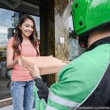 entrega de encomendas com motoboy Jaraguá