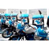 entregadores de moto Parque São Rafael