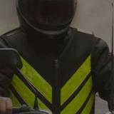 entregador moto