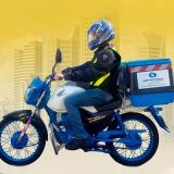 serviço de moto entrega