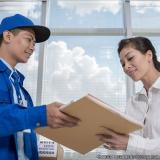 serviço de entrega de documentos express Jardim Textil